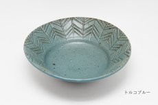 画像2: タナカマナブ  6寸鉢 (2)