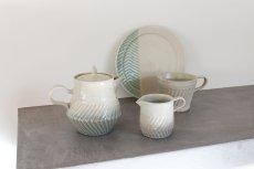画像3: Mishin pottery creation  「soak」 ミルクピッチャー (3)