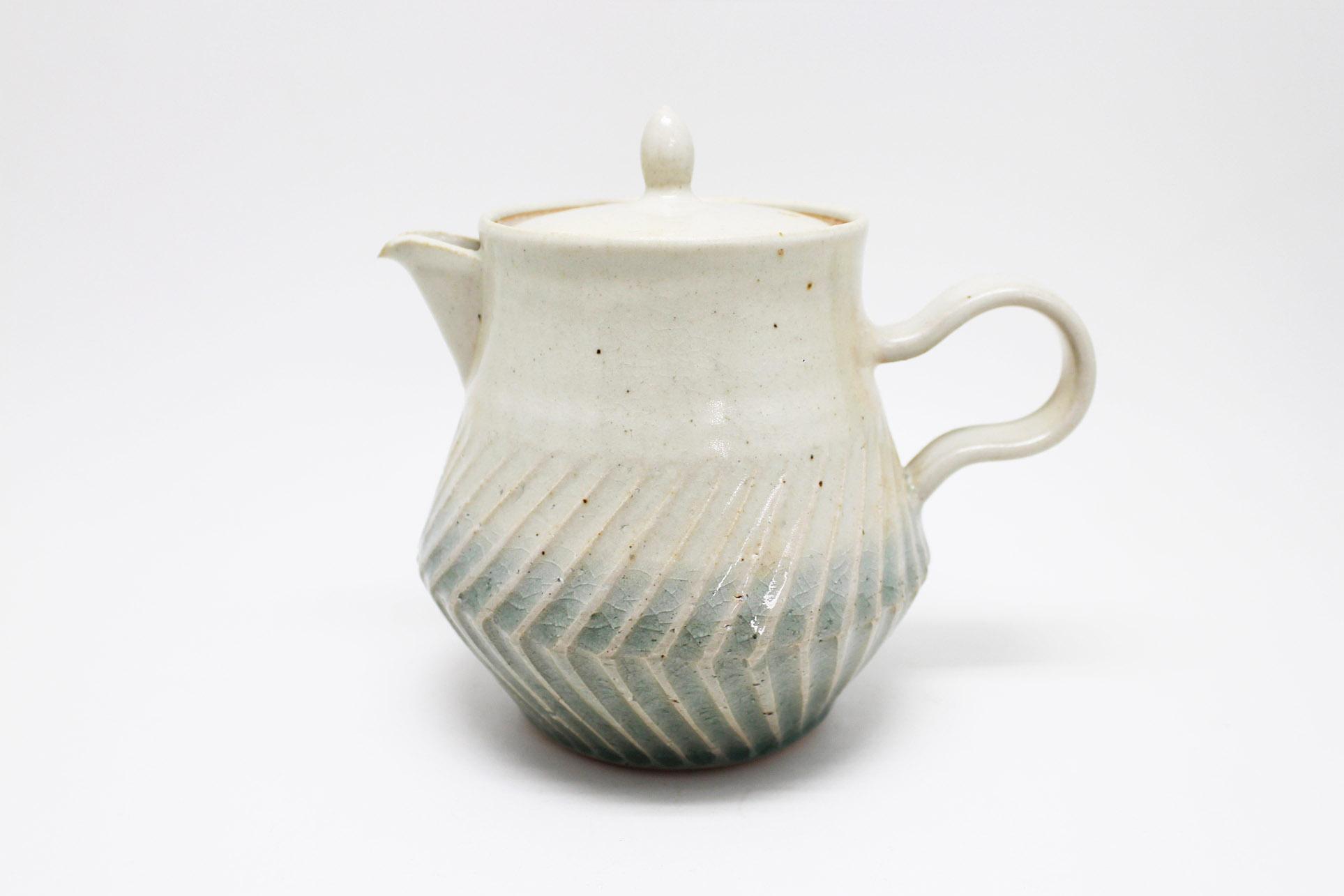 画像1: Mishin pottery creation  「soak」ティーポット (1)