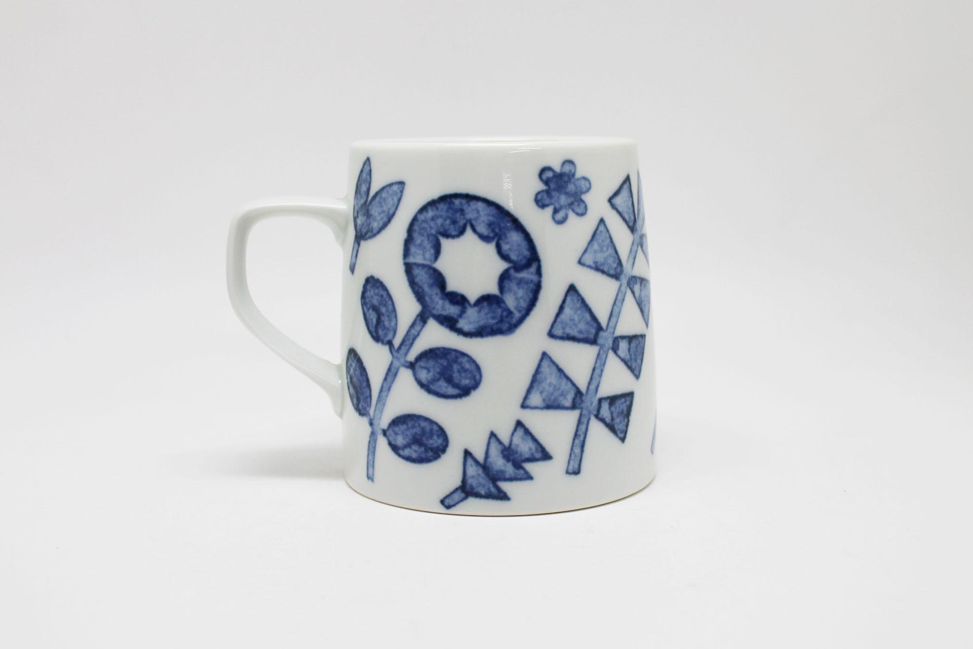 画像1: Pebble Ceramic Design Studio  マグカップ プランツ (1)