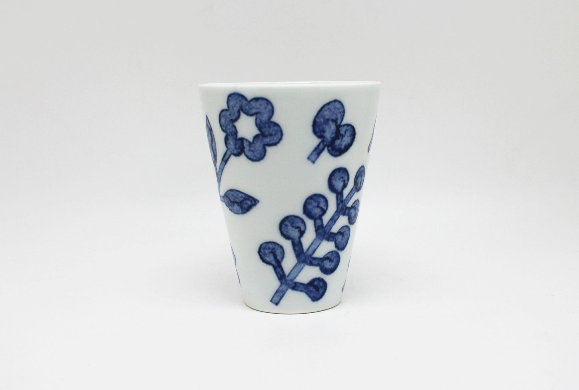 画像1: Pebble Ceramic Design Studio  オープンカップL プランツ (1)